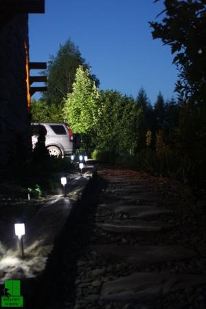 Ścieżka na parking